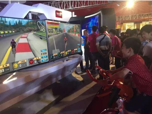 TCL2016全国巡展开启科技盛宴,QUHD TV超前