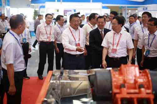 宝鸡石油机械参加中国(克拉玛依)国际石油装备展